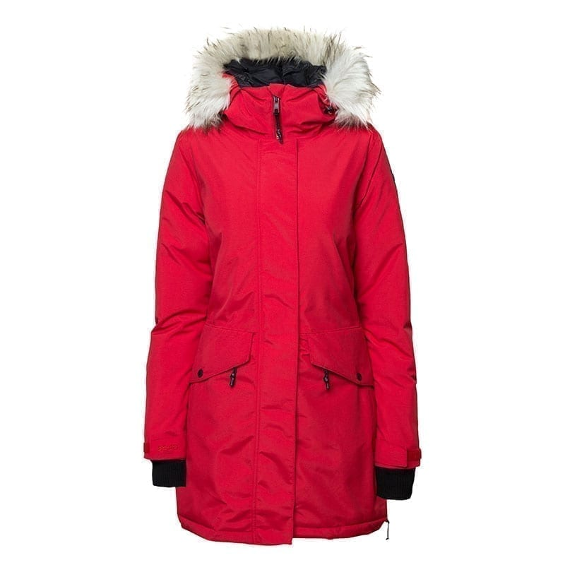 8848 Altitude Derica Parka Dames Red